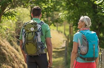Beim Wandern im Mölltal die Zweisamkeit und die Natur genießen