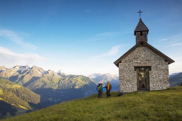 Trekking in Austria Alpe Adria Trail