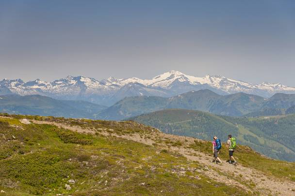 Nockberge trekking in Austria