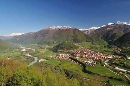 Alpe-Adria-Trail: First World War