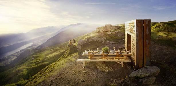 So schmeckt der Alpe-Adria-Trail Eine kulinarische Wanderreise