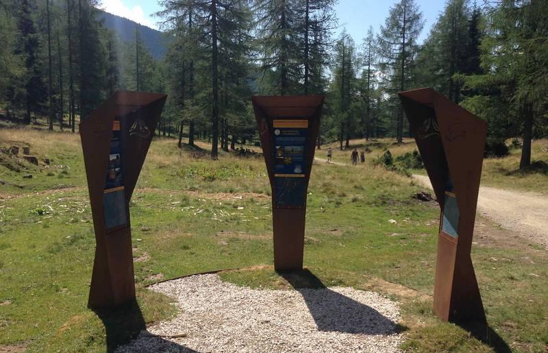 Alpe Adria Trail Infopoint