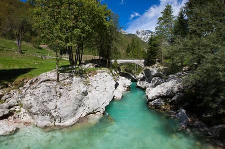Alpe-Adria-Trail: Soča & Triglav National park