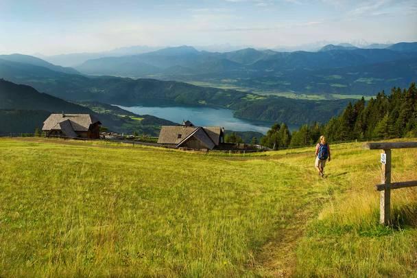 Alpe Adria Trail Millstaetter Alpe