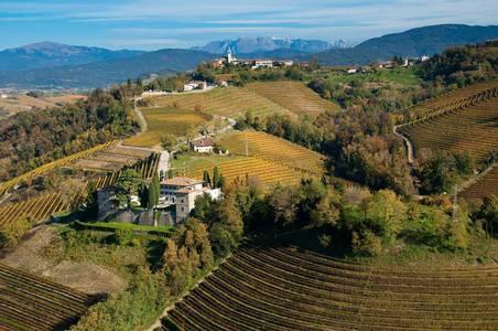 Alpe-Adria-Trail: Collio Top Gourmet