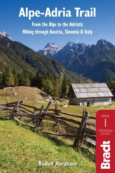 Bradt Trekking Guide Alpe Adria Trail