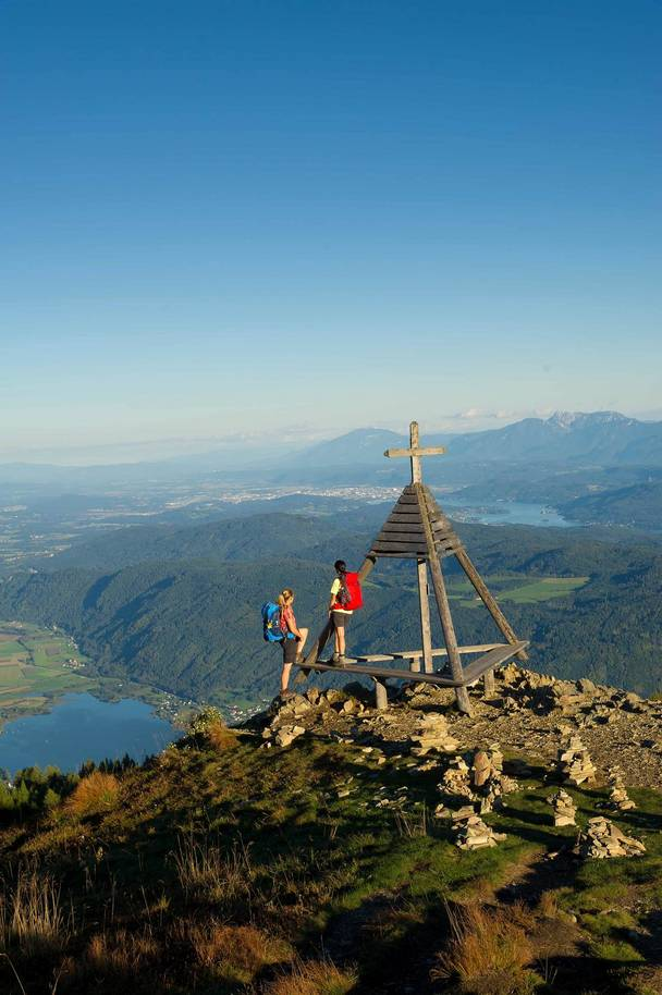 Alpe adria trail gerlitzen alpe original 01