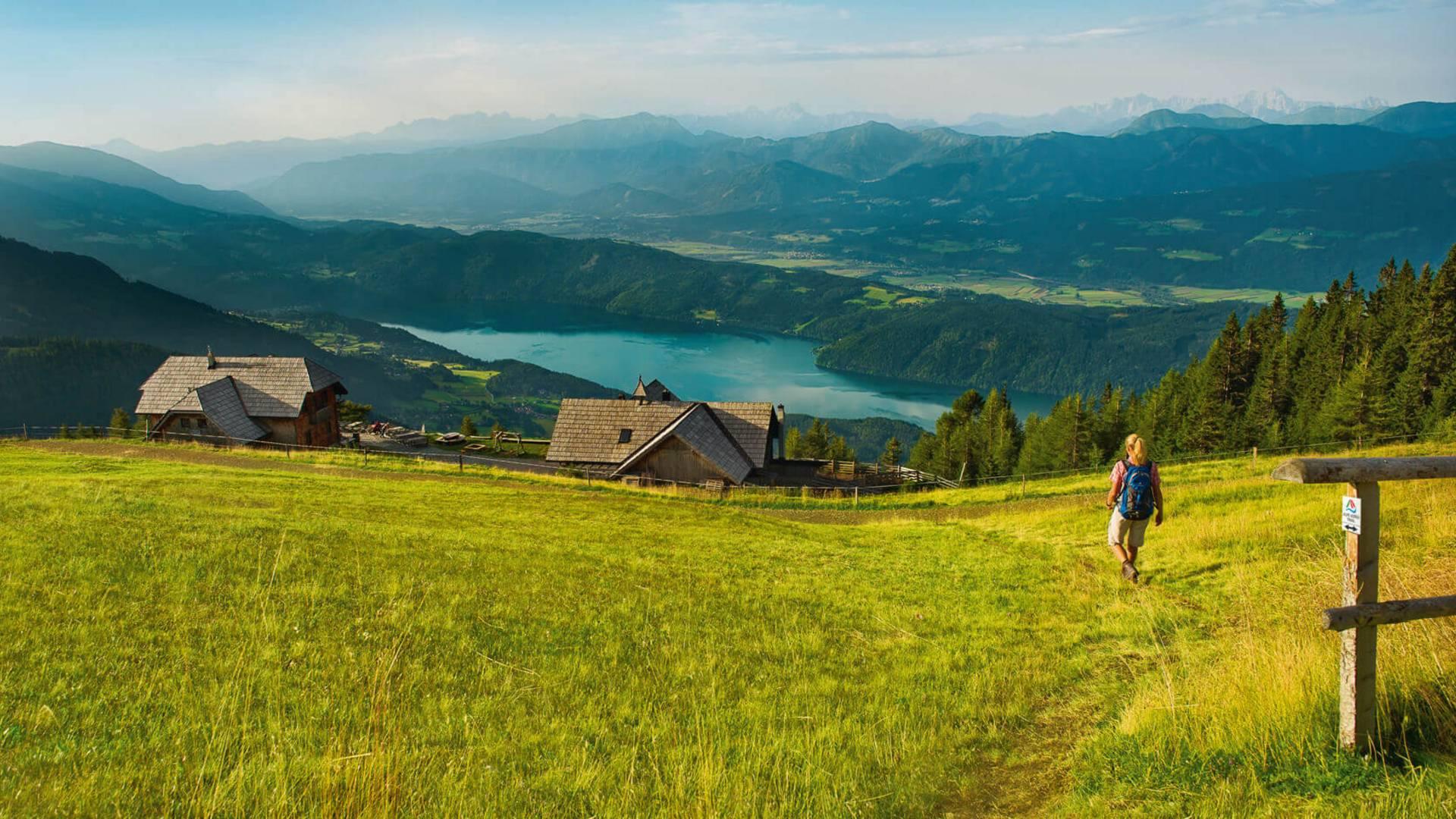 E12 Millstaetter Alpe bei Alexanderalm c Franz Gerdl
