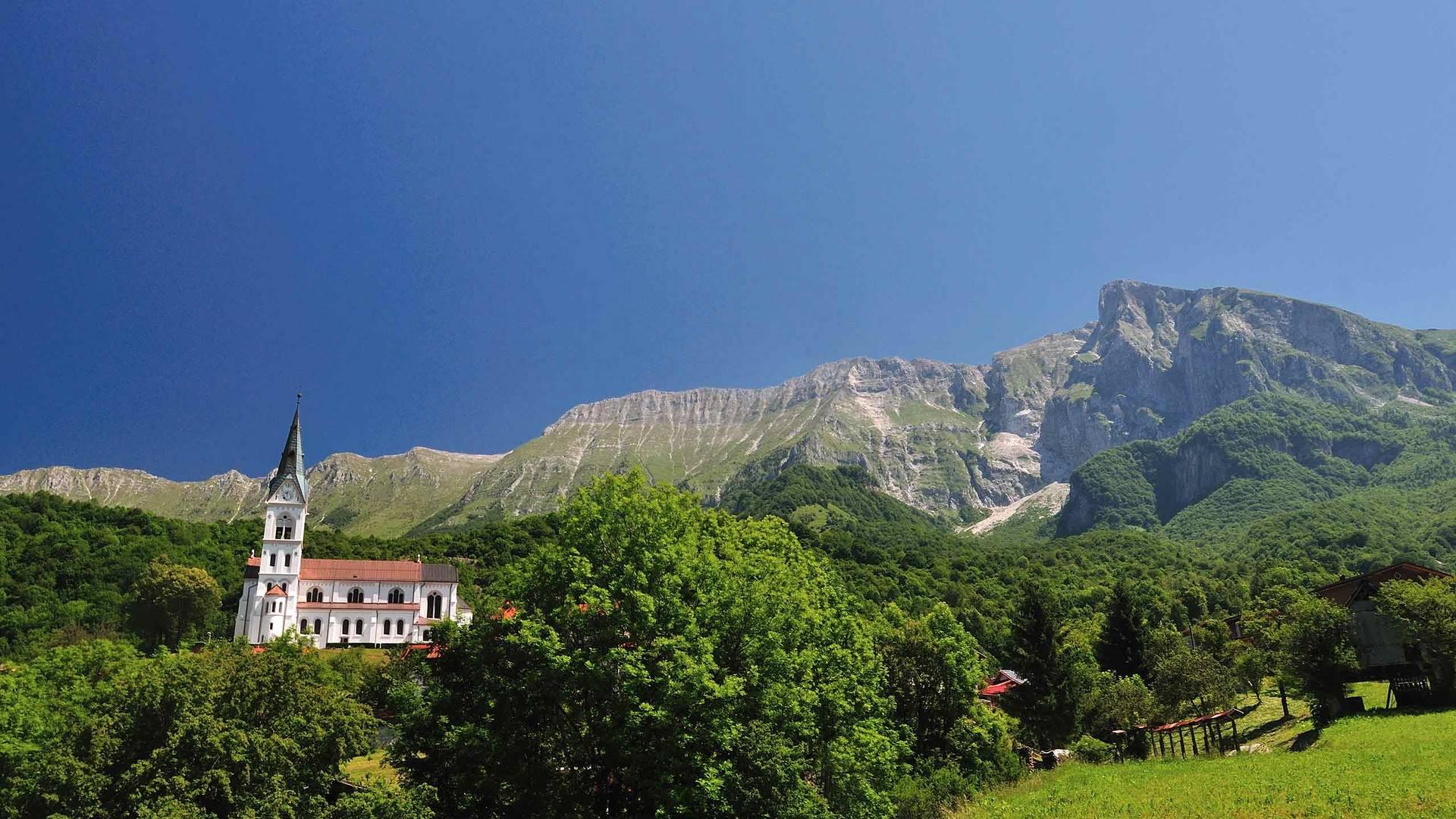 E25 Dreznica c Slowenien Tourismus