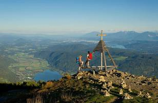 Alpe adria trail gerlitzen alpe original