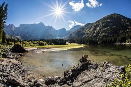 Alpe-Adria-Trail: 3 nights - 3 nations