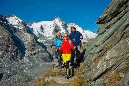 Alpe-Adria-Trail: Hohe Tauern National Park Package