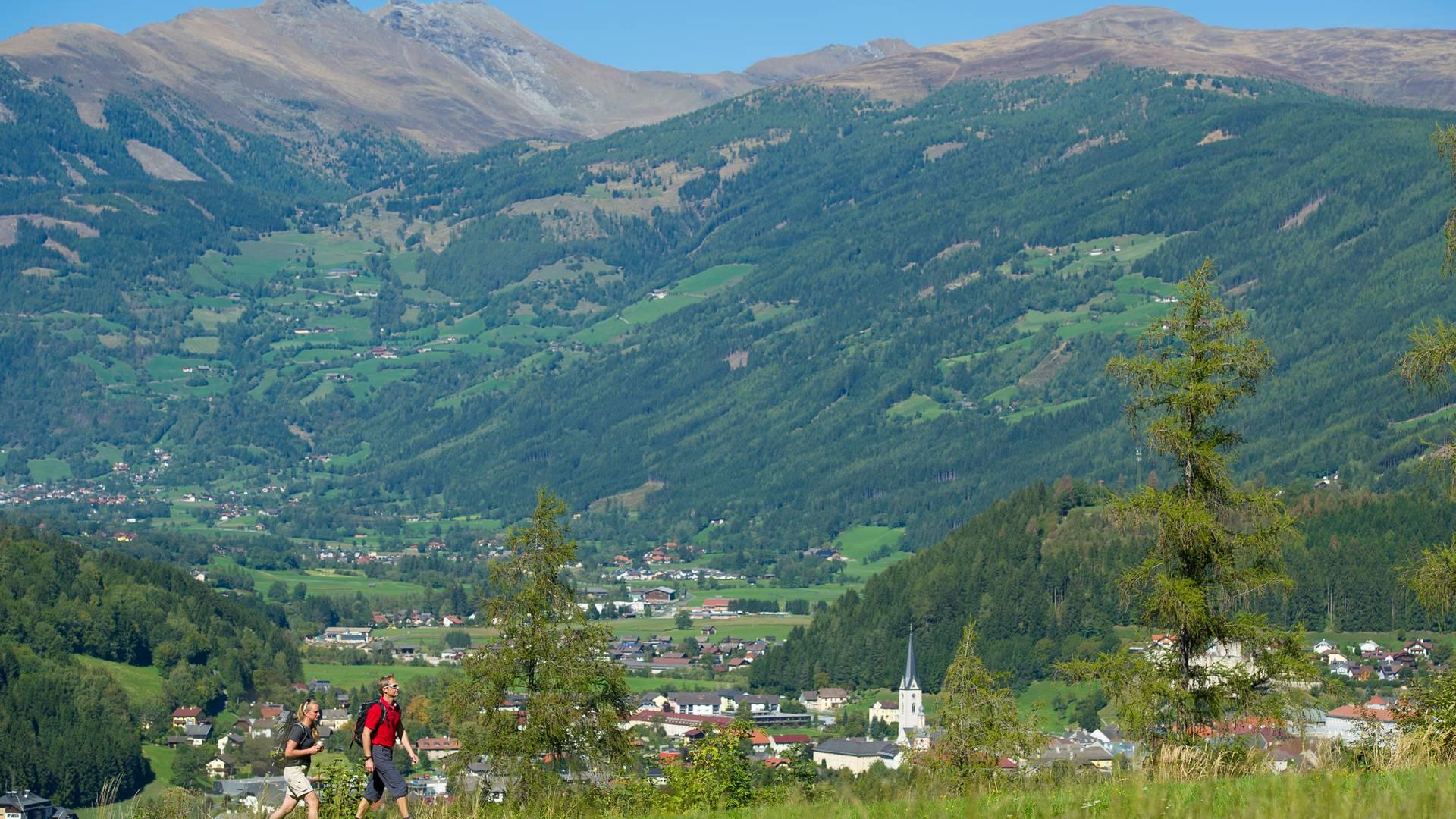 Alpe adria trail kunstlerstadt gmund original