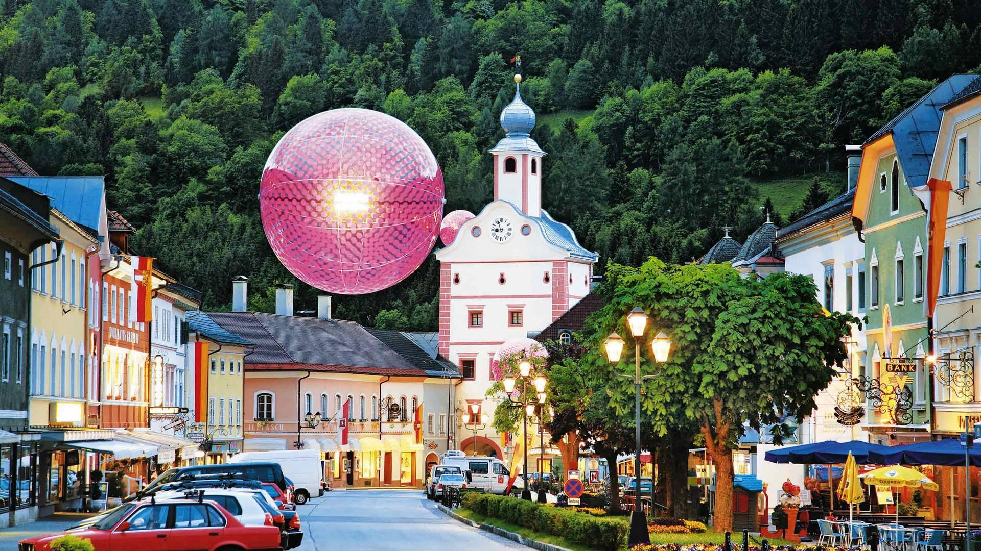 E10 Gmuend Hauptplatz c Kuenstlerstadt Gmuend