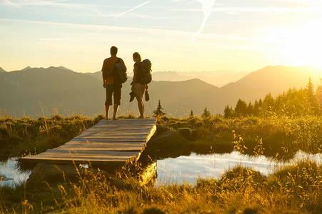 Alpe-Adria-Trail: Individuelles Wandern