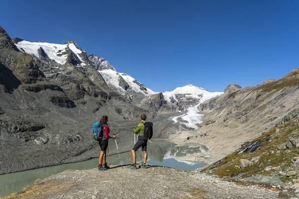 Pasterze Alpe Adria Trail © Kärnten Werbung Foto: Franz Gerdl
