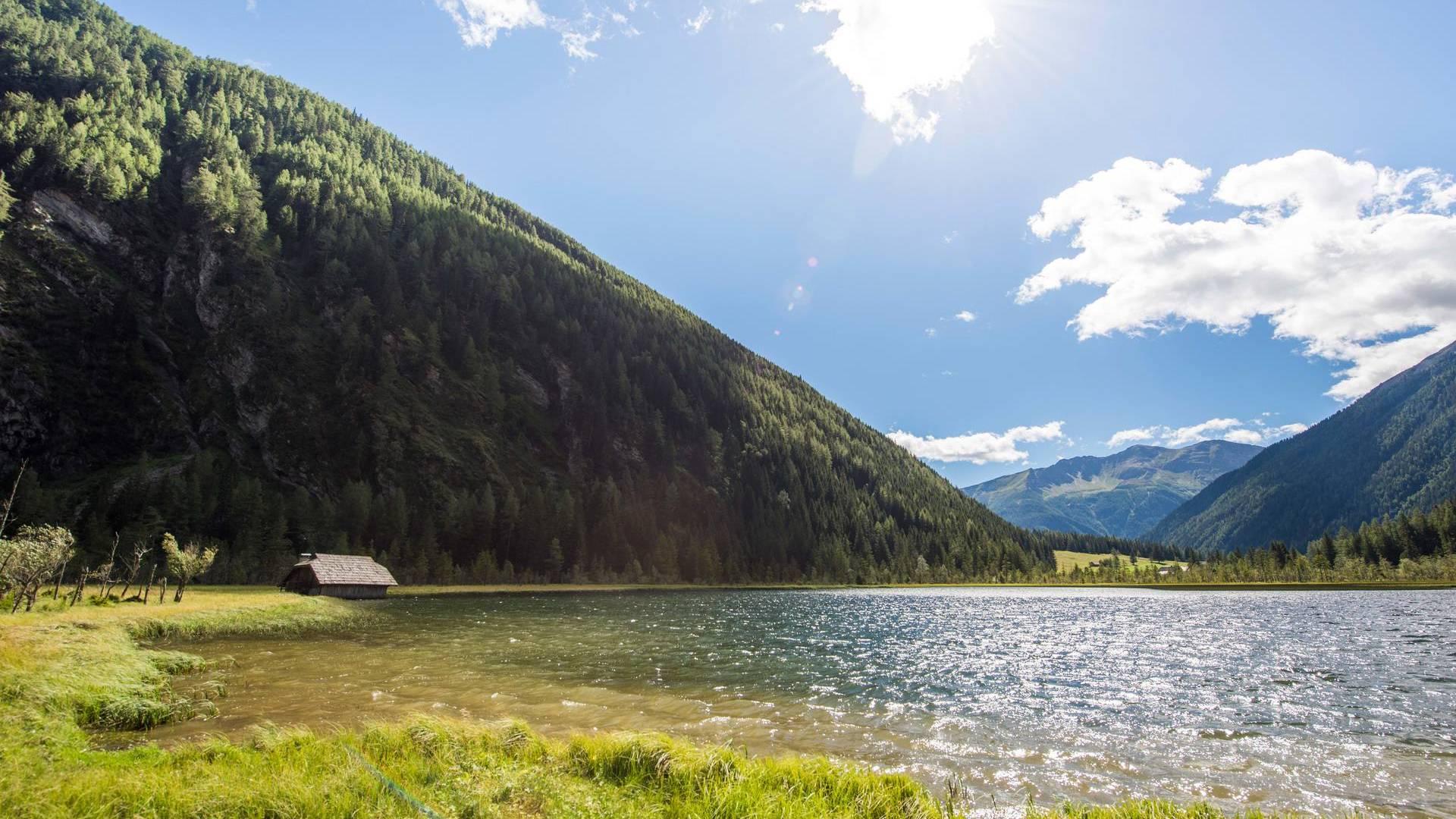 Stappitzersee nationalpark hohe tauern original Komprimiert